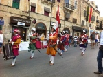 A parade that I happened to see on one of my strolls along the Spinola Bay