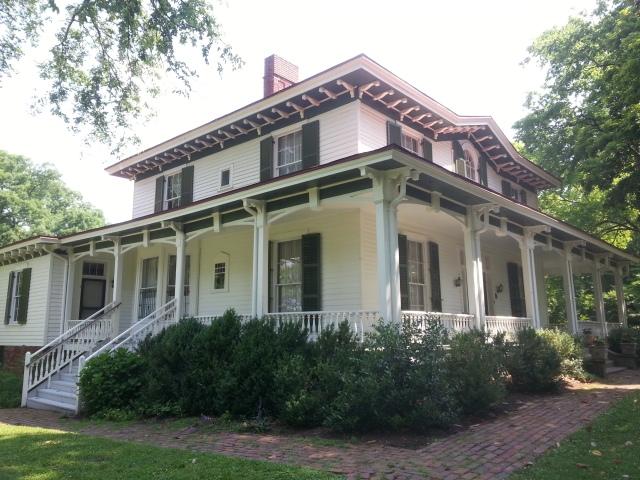 The Mabry-Hazen House
