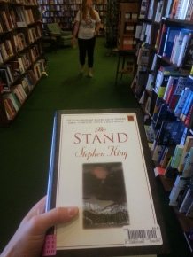 The copy of The Stand that I bought