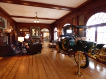 Interior of the Stanley Hotel