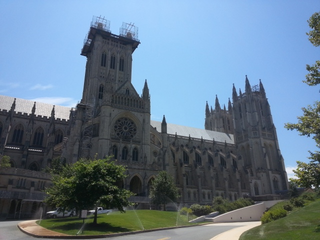 The National Cathedral of Washington, D.C.