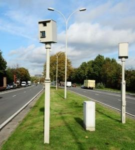 Electronic speed measurement devices in the Netherlands